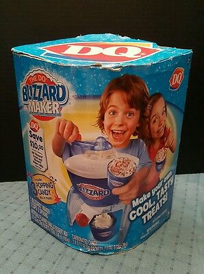The DQ (Dairy Queen) Blizzard Maker, Brand New . (See Description)