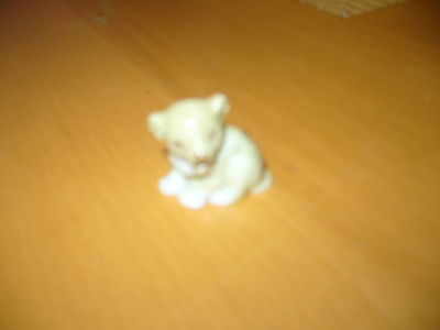 Wade Whimsies 1950's Lion Cub From Set 8
