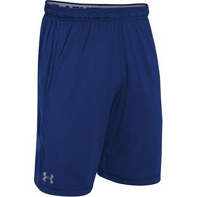 "Under Armour 1253527 Men's Royal UA Raid 10"" Inseam Shorts - Size 3X-Large"