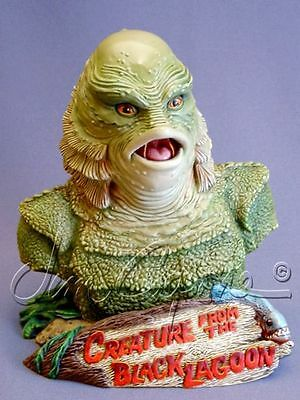 Creature From The Black Lagoon Resin Model Bust 1/4 Scale