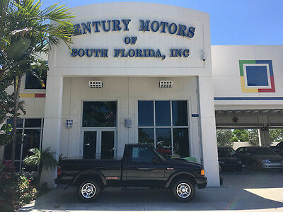 2003 Ford Ranger  RANGER EDGE FLORIDA NIADA CERTIFIED WARRANTY