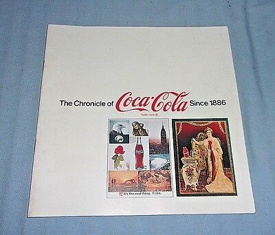 The Chronicle of Coca-Cola Book 1973