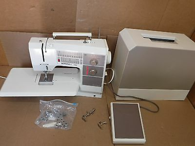 Nice Bernina Model 1120 Sewing Machine With Pedal And Case
