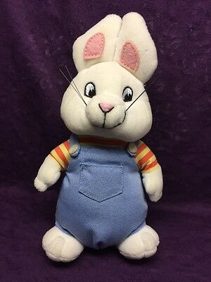 """7"""" TY MAX from Max And Ruby Nick Jr Show Plush Toy Doll Beanie Baby"""