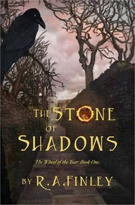 The Stone of Shadows by R. A. Finley (2013, Paperback)