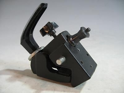 Manfrotto Universal Super Clamp With 1/4 20 Thread & European Thread Stud