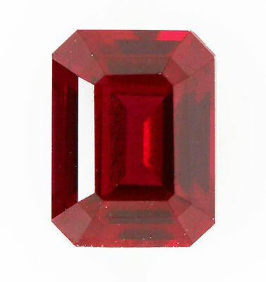 1.51ct!! NATURAL RUBY EXPERTLY FACETED IN GERMANY +CERTIFICATE INCLUDED