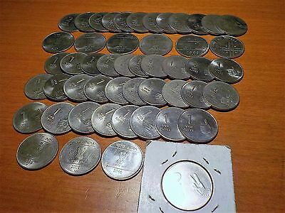 Mixed Lot of Circulated Coins from India    G