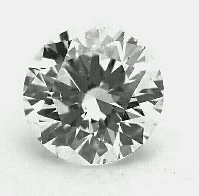 GIA Certified 0.44ct G VVS1 Brilliant Round Cut Excellent Shape Natural Diamond