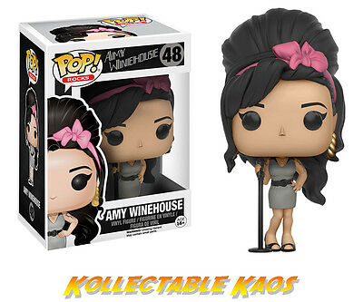Amy Winehouse - Amy Winehouse Pop! Vinyl Figure