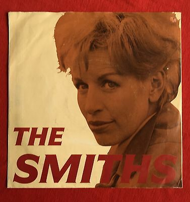 "The Smiths -Ask- Very Rare Dutch 7"" +different picture sleeve  (vinyl record)"