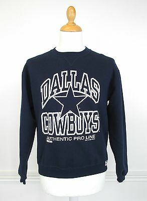 Vintage 1995 Nfl Dallas Cowboys Russel Athletic Sweater Womens Size 10