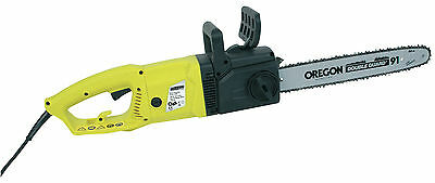 Mannesmann Electric Chainsaw <> 2400 W <> 230 V 50 Hz <> 400mm Blade Oregon TUV