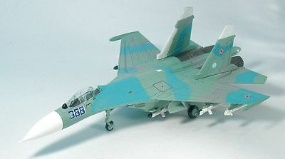 JWings 2 SU-27 Russian Air Force Flanker 1:144 Fighter Aircraft Model JW2_15