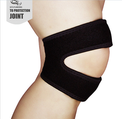 Thickened Breathable Elastic Knee Support Kneepad Sports Protect Pad Cycyle New
