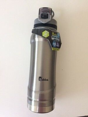 Bubba 24 Oz Stainless Steel Water Mug Travel Vacuum Insulated Bottle Thermos