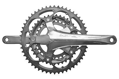 Shimano Dura-Ace FC-7803 Road Bike Crankset 172.5mm 52/39/30t 10 Speed