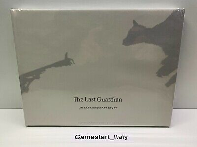 The Last Guardian: An Extraordinary Story - Hardcover Guide  Nuovo - New Sealed