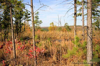 83.1 Acres Of Oklahoma Land With Water!!! Great For Hunting, Camping, And More!