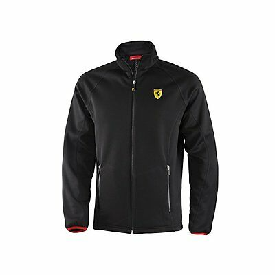 Puma Ferrari SF Padded Gilet Bodywarmer Childrens Kids Red Black 761680 01  02 P0.  39.56 Buy It Now 2d 2h. See Details. Ferrari Kid s Softshell Jacket  Black ca7141c6f