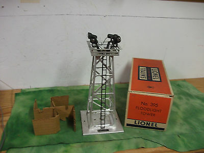Lionel   O Scale   Floodlight Tower  # 395  from  1950  NEW!!   Lot # RO.