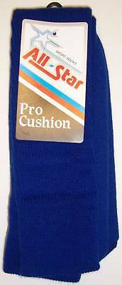 All Star AP-26 Pro Cushion Team Socks Size 10-15  ROYAL 1 DOZEN Team Pack