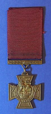 EARLY BRITISH VICTORIA CROSS COPY 1920s BELGIAN COLLECTION OF WW1 AWARDS  AB0069