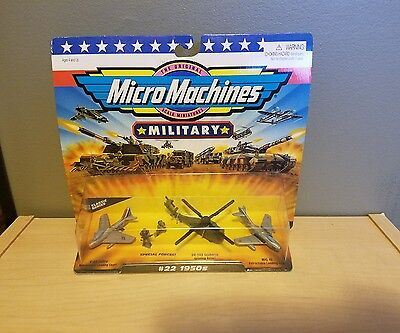 Micro Machines Military 1950s #22, Classic Series, Galoob BNIB