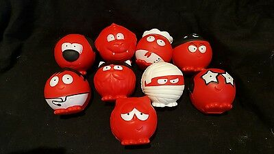 the red nose set 9.