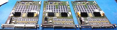 Agilent 16717A  (Lot Of 3) Logic Analyzer 68 Channel State and Timing Module's