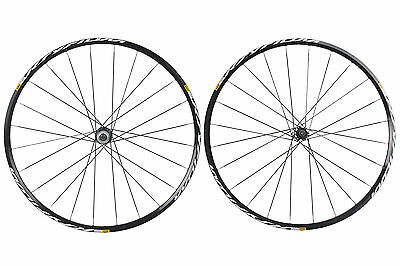 Mavic Ksyrium Disc Road Bike Wheel Set 700c Aluminum Clincher Centerlock