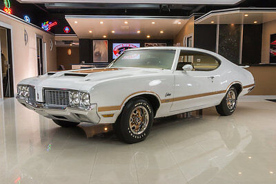 1970 Oldsmobile Cutlass  Full Restoration! 350ci V8 Engine w/ W31 Upgrades, TH350 Automatic, PS & More!