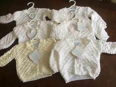 NWT Shop closure 10 cardi Joblot Baby Cardigans 6,12,18,24m x 10 Toddler