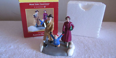Dept 56 Home Town Traditions Going to Church American Heartland