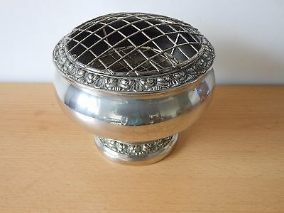 silver plated rose bowl,,,,,,,259