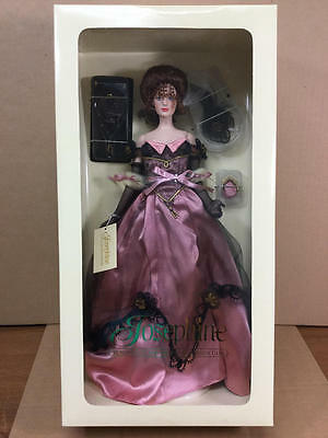 Franklin Mint Vinyl Josephine Memoirs Of The Original Gibson Girl Doll