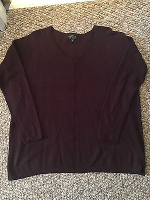 TOPSHOP MATERNITY Jumper Size 12