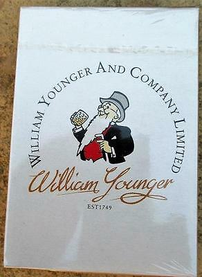 William Younger Brewery Edinburgh Sealed Pack Playing Cards
