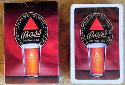 Bass Brewery Burton On Trent Sealed Pack Playing Cards