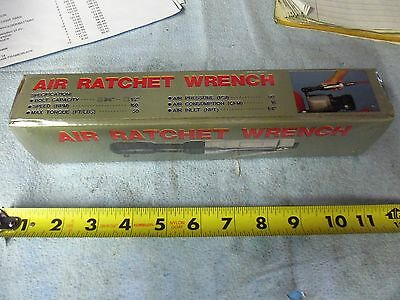 "Air Ratchet Wrench Sd201 3/8"" Drive 50 Ft. Lbs. Torque - New"