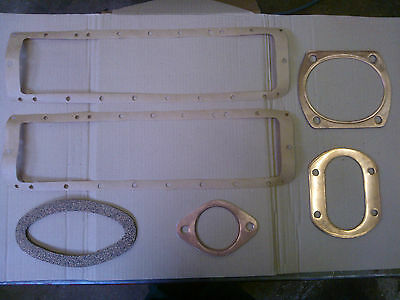 fordson model F  set of radiator  copper and paper gaskets