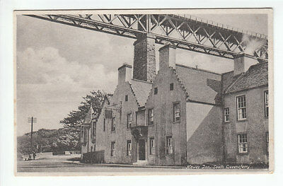 Hawes Inn South Queensferry West Lothian Early 1900's Old Postcard Unposted