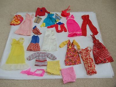 1970's/80's  Barbie Clothing And Accessories