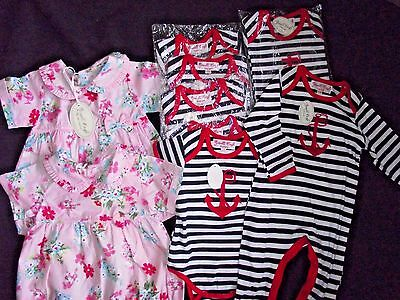 Wholesale job lot Romany Spanish style Powell Craft baby clothing x 9 items BNWT