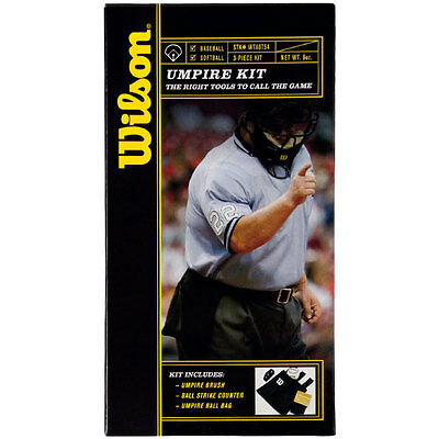 Wilson Baseball/Softball Umpire Kit