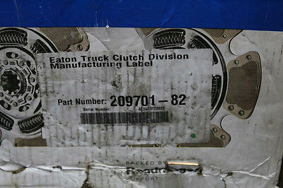Eaton 209701-82 15-1/2in. Solo Clutch Assembly
