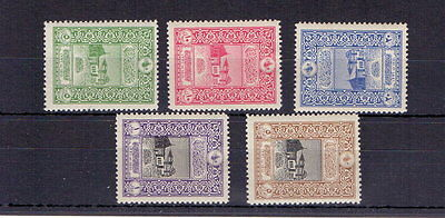 Turkey 1916 City Post Perf 12½ ( 5 ) Lmm Cat £20