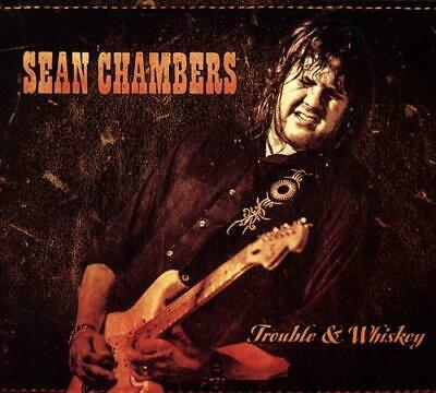 Sean Chambers - Trouble & Whiskey * New Cd