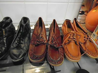 Joblot S5 3 Pairs Ladies Shoes Size 5 Used