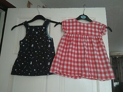 little girls clothing bundle 6-9 months